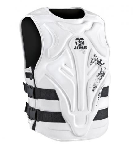 Jobe Freestyle Vest White