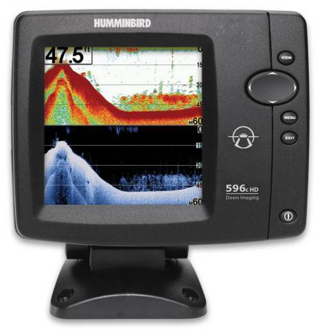 Humminbird 596c HD DI