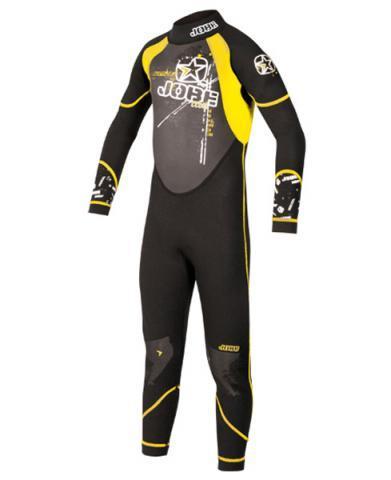 Jobe Full Suit Rebel Yellow