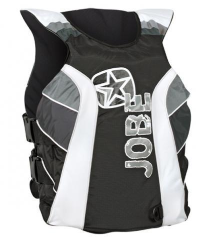 Jobe Secure Side Entry Vest Black