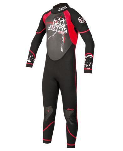 Jobe Full Suit Rebel Red