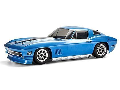 HPI RTR Sprint 2 Flux with 1967 Chevrolet Corvette