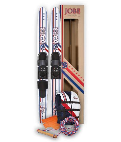Jobe Classic Ski Package