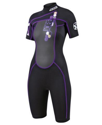 Jobe Shorty Indy Purple