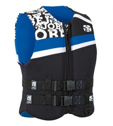 Jobe Combat Vest Blue
