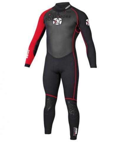 Jobe Full Suit Extra Red
