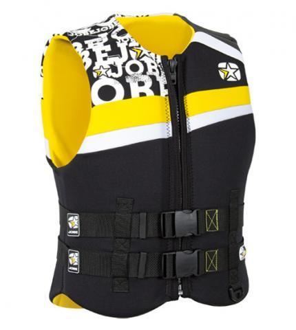 Jobe Combat Vest Yellow
