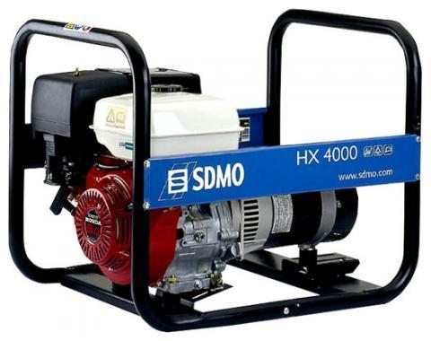 SDMO HX 4000-S