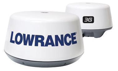 Lowrance 3G Broadband Radar (000-10435-001)