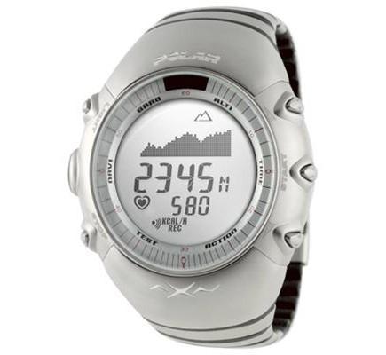 Polar AXN500 серебристый