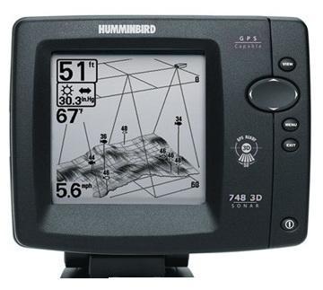 Humminbird 748 3D