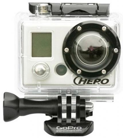 GoPro HD Helmet HERO Wide