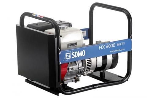 SDMO HX 6000-S