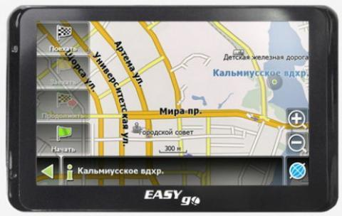 EasyGO 530B-DVR