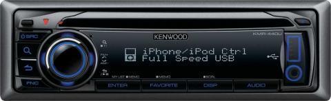 Kenwood KMR-400U