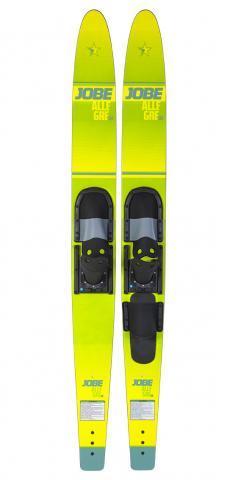 "Jobe Allegre Combo Skis 67"" Yellow (203316001-67)"