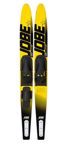 """Jobe Allegre Combo Ski 67"""" Yellow (202414006-67)"""