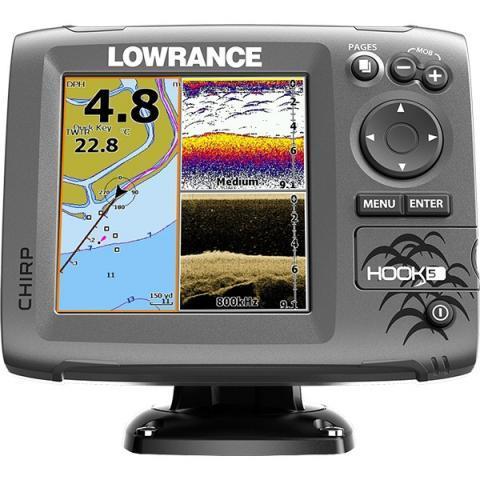 Lowrance Hook-5 (000-12656-001)