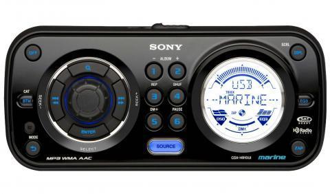 Sony CDX-H910UI