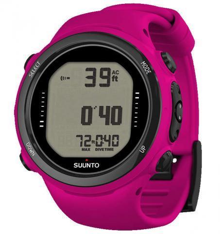 Suunto D4i Novo Pink (SS020396000)