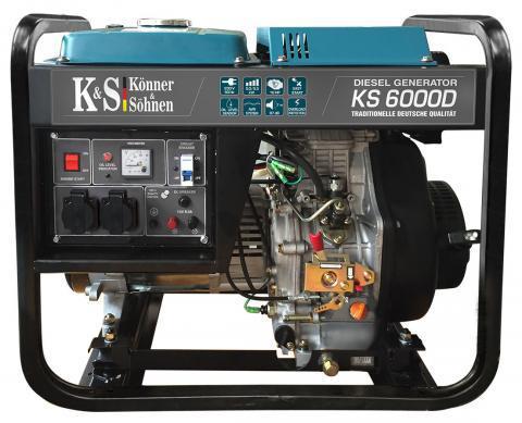 Konner&Sohnen KS 6000D