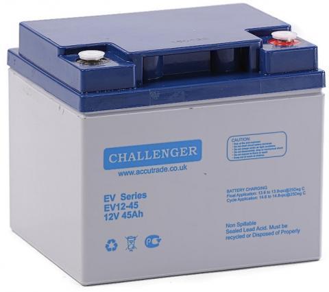 Challenger EV 12-45