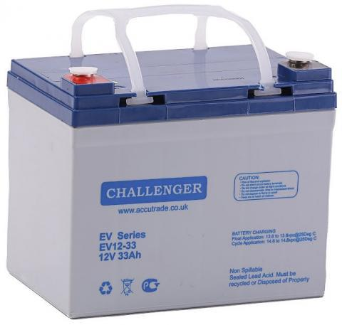 Challenger EV 12-33