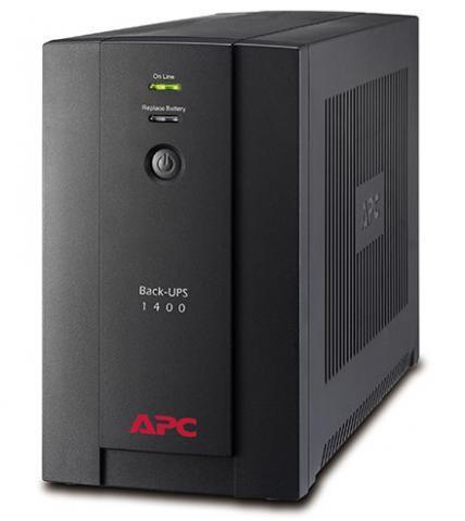 APC Back-UPS 1400VA IEC (BX1400UI)
