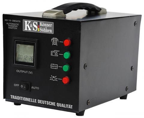 Konner&Sohnen KS ATS 3/25HD