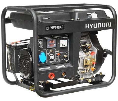 Hyundai DHYW 190AC