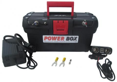 DAV Power Box PB-C50-12-Li-i-B