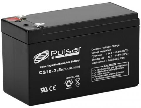 Pulsar CS12-7,2