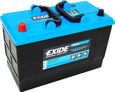 Exide ER 550