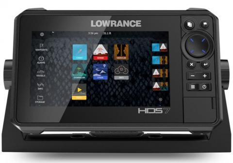 Lowrance HDS-7 Live Active Imaging 3-in-1 (000-14419-001)