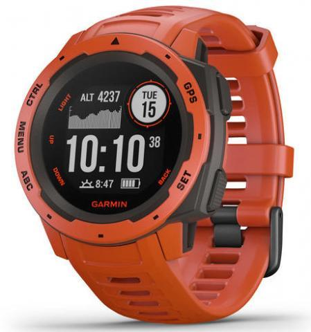 Garmin Instinct Flame Red (010-02064-02)