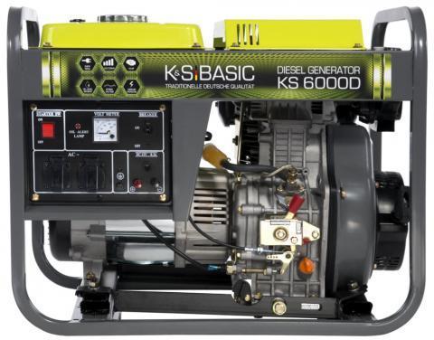 Konner&Sohnen KS 6000D Basic