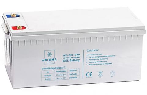 Axioma Energy AX-GEL-200
