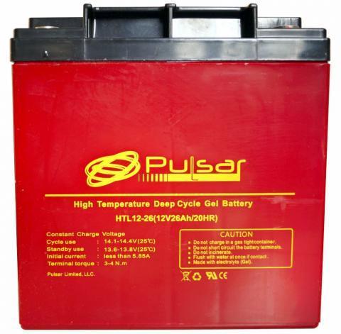 Pulsar HTL12-26