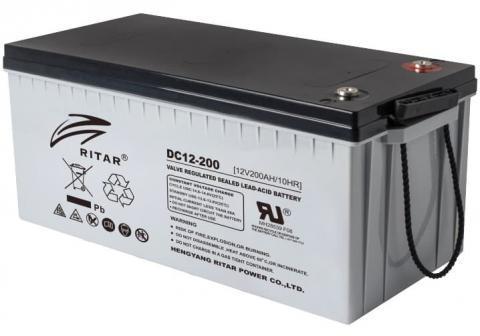 Ritar DC12-200