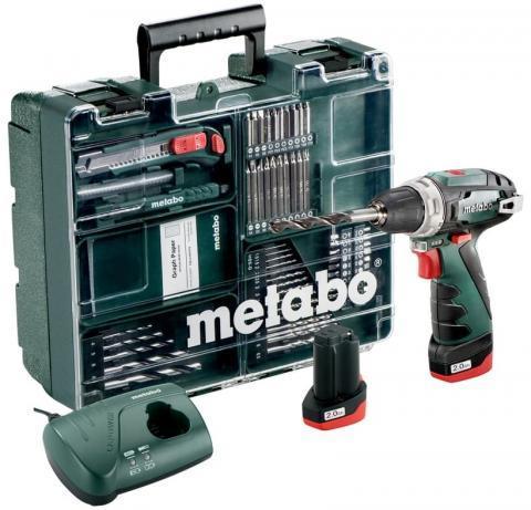 Metabo PowerMaxx BS Basic Mobile Workshop (600080880)