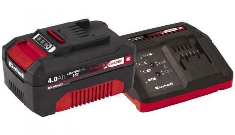 Einhell 18В 4А PXC Starter Kit (4512042)