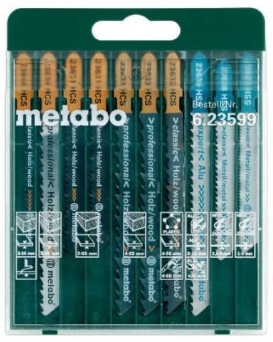 Пилы Metabo 10 шт (623599000)