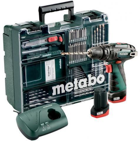 Metabo PowerMaxx SB Basic Set (600385870)