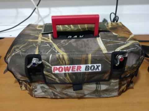 Чехол DAV Power Box