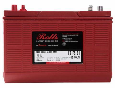 Rolls 12 FS 31