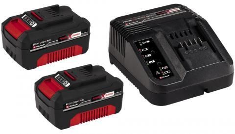 Einhell 18В 2x3А PXC Starter Kit (4512098)