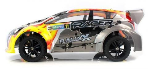 Himoto RallyX E10XR Brushed (E10XRLg)