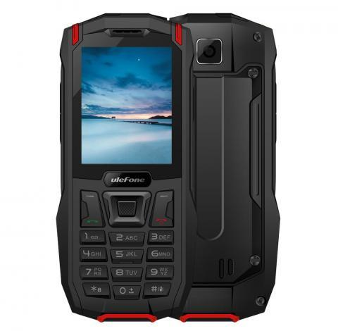 Ulefone Armor Mini (32/32MB, 2G) Black-Red