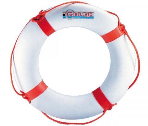 GFN White Buoy Ring (497026)