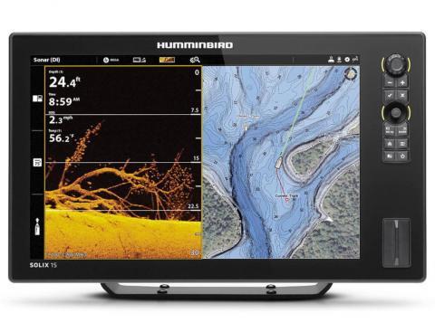 Humminbird Solix 15 CHIRP Mega SI+ G3